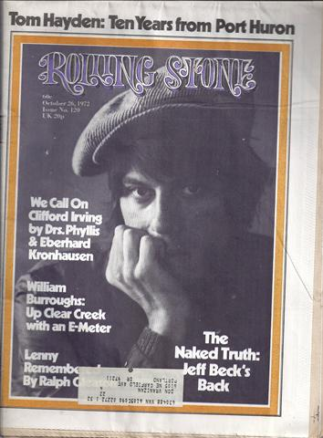 Image for Rolling Stone Issue 120