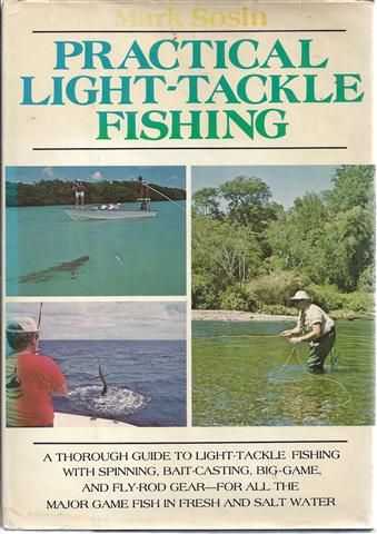 Image for Practical Light-Tackle Fishing