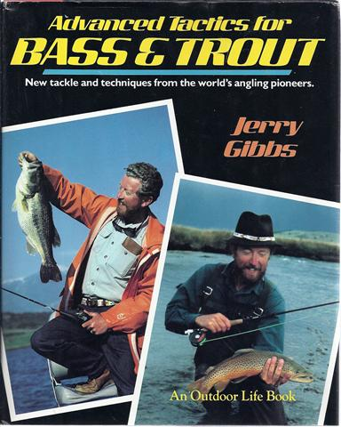 Image for Advanced Tactics for Bass and Trout