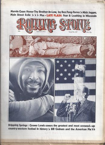 Image for Rolling Stone Issue 107