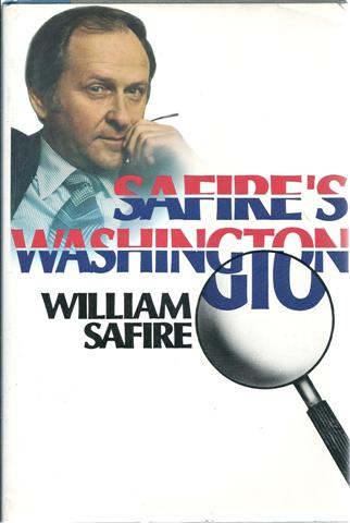 Image for Safire's Washington