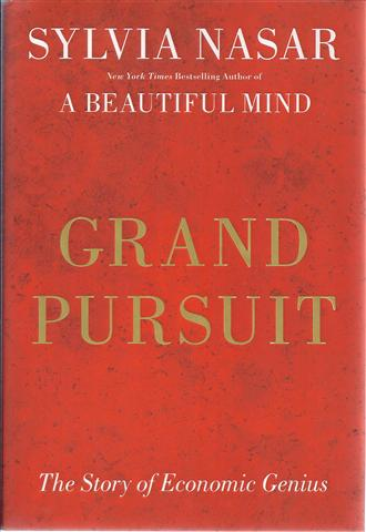 Image for Grand Pursuit: A History of Economic Genius