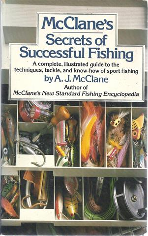 Image for McClane's Secrets of Successful Fishing