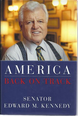 Image for America Back on Track