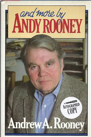 Image for And More by Andy Rooney