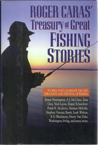 Image for Roger Caras' Treasury of Great Fishing Stories