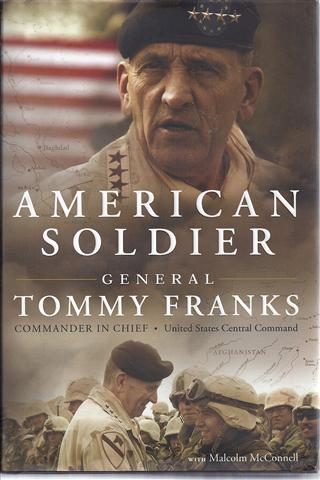 Image for American Soldier