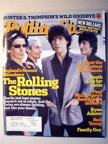 Image for Rolling Stone Issue #983