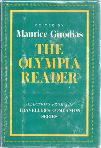 Image for The Olympia Reader