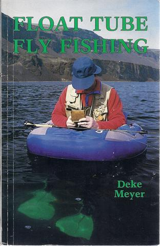 Image for Float Tube Fly Fishing