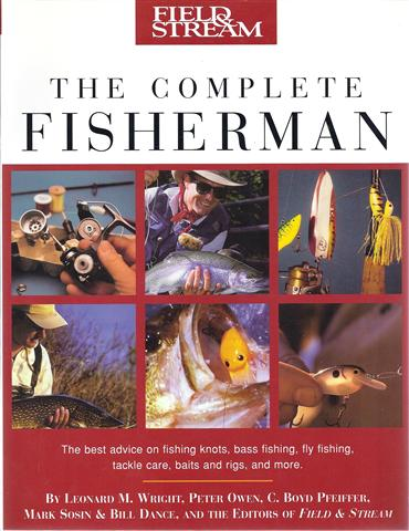 Image for The Complete Fisherman