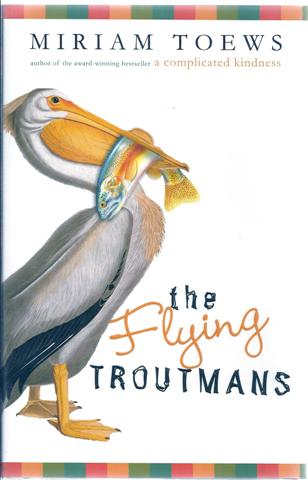 Image for The Flying Troutmans