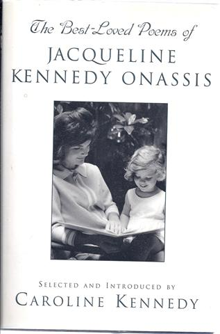 Image for The Best-loved Poems of Jacqueline Kennedy onassis