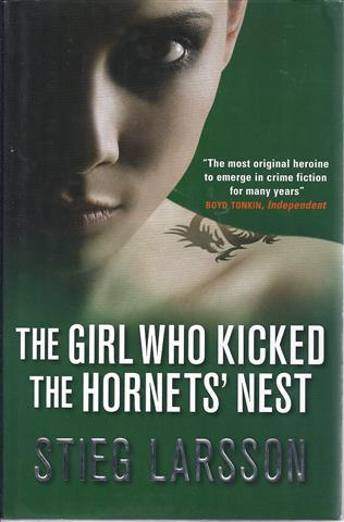 Image for The Girl Who Kicked the Hornet's Nest
