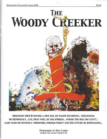 Image for The Woody Creeker
