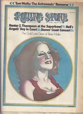 Image for Rolling Stone Issue 128