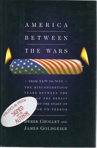 Image for America Between the Wars, from 11/9 to 9/11
