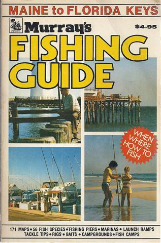 Image for Murray's Fishing Guide