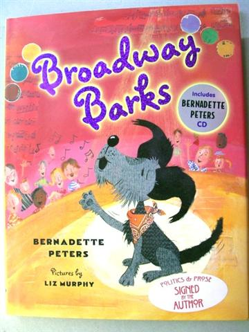 Image for Broadway Barks