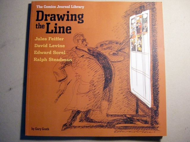 Image for Drawing the Line