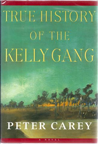 Image for True History of the Kelly Gang