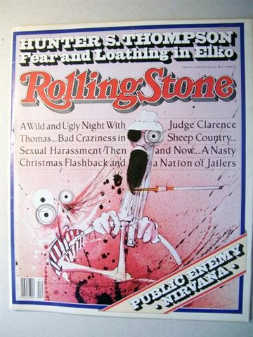 Image for Rolling Stone Issue #622