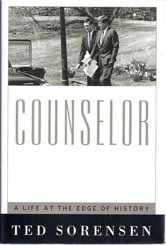 Image for Counselor (a Life at the Edge of History)